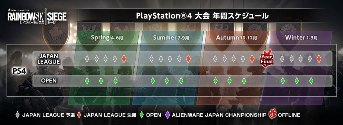 PS4版Esports国内公式大会 JAPAN LEAGUE 2019開催決定!